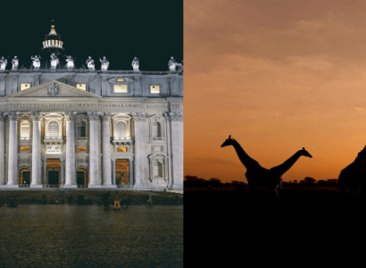 2 IN 1 TRIP: London, UK to Rome, Italy & Nairobi, Kenya for only £354 roundtrip