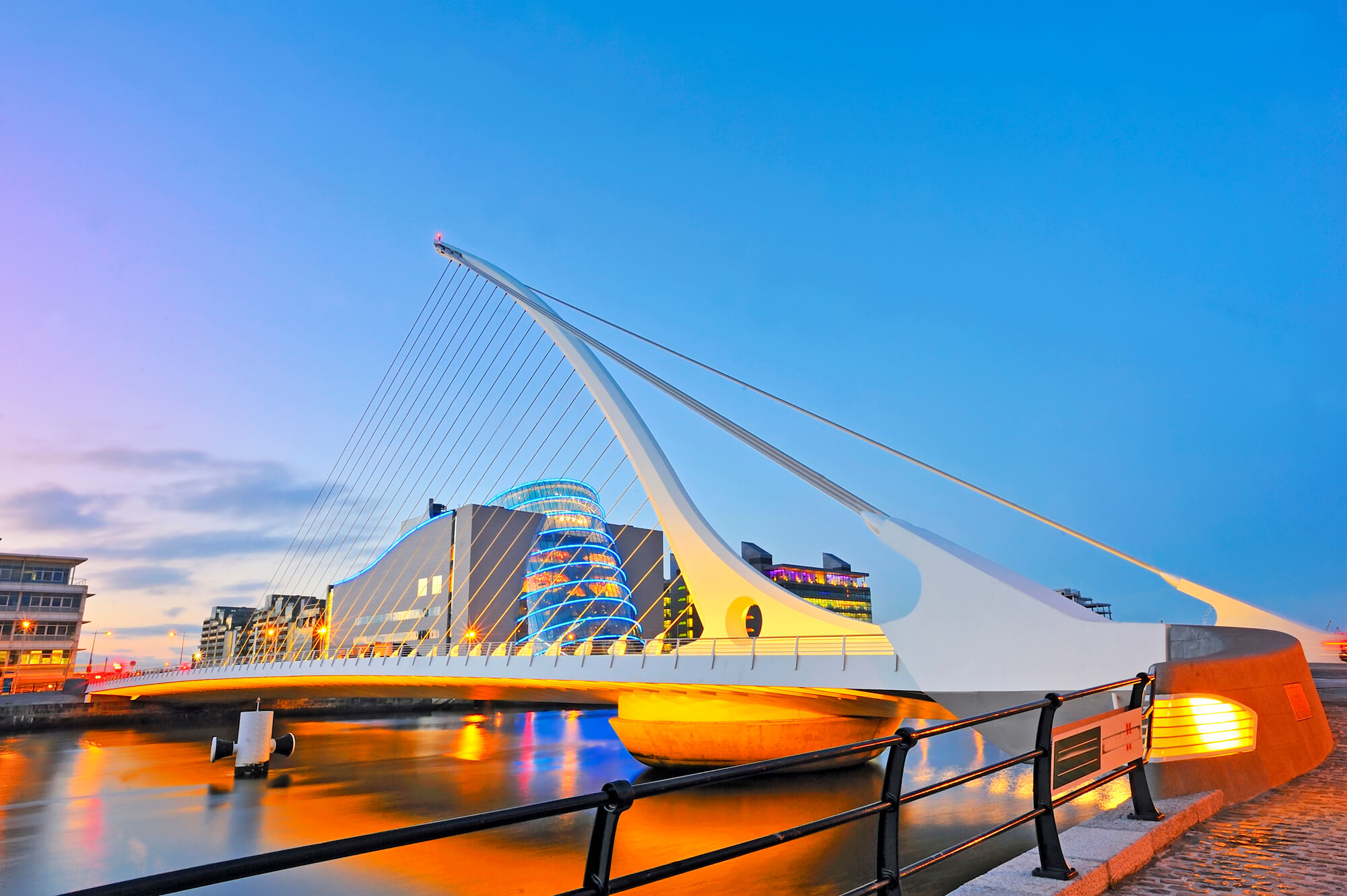 Berlin, Germany to Dublin, Ireland for only €17 roundtrip