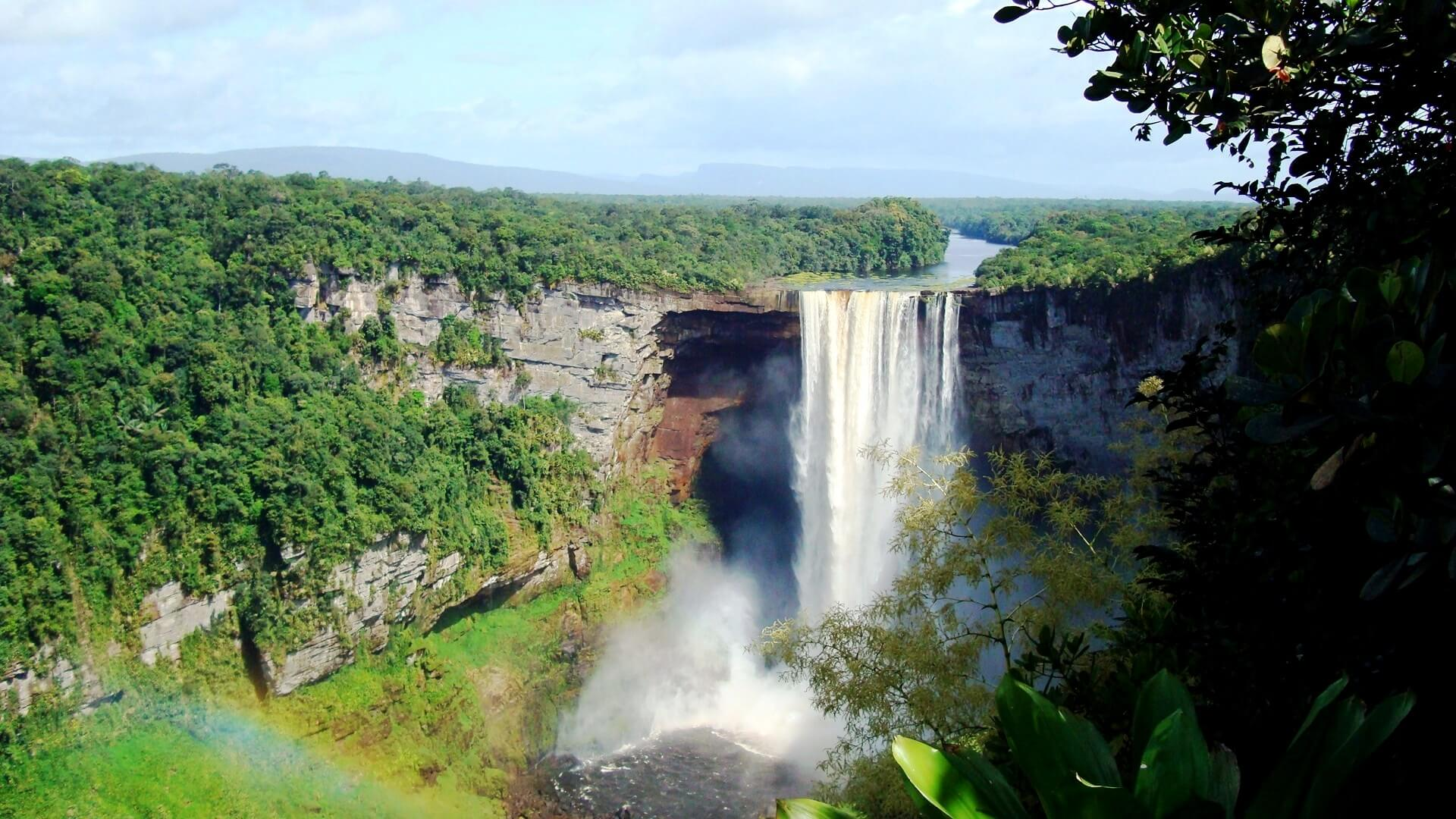 SUMMER: Washington DC to Guyana for only $418 roundtrip (May-Feb dates)