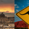 2 IN 1 TRIP: London, UK to Rome, Italy & Australia from only £531 roundtrip