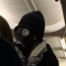 Man kicked off American Airlines flight for wearing gas mask
