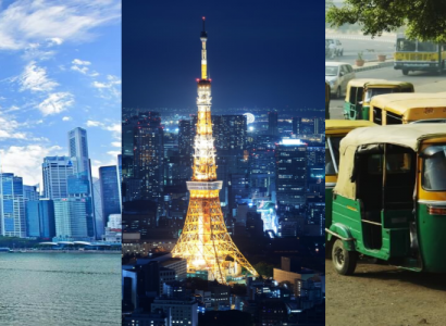 Flight deals from New York to Tokyo, Japan, Singapore and Delhi, India   Secret Flying