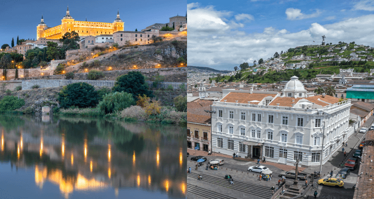 <div class='expired'>EXPIRED</div>2 IN 1 TRIP: London, UK to Spain & Ecuador for only £388 roundtrip | Secret Flying