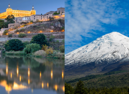Flight deals from London, UK to Madrid, Spain and Santiago, Chile   Secret Flying