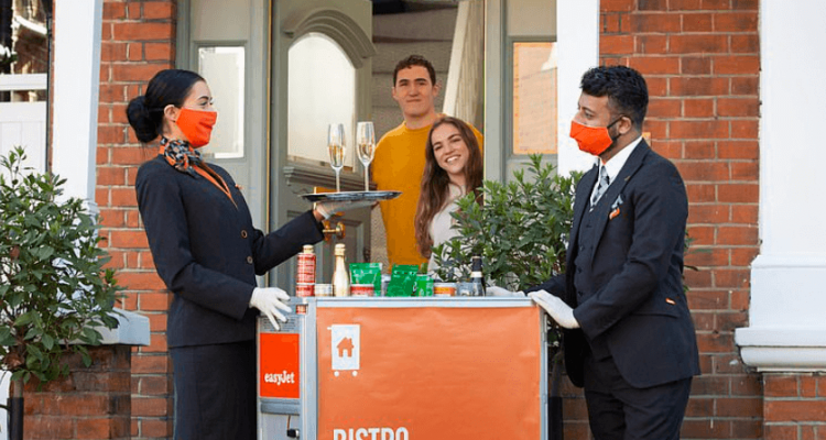 home delivery service easyjet