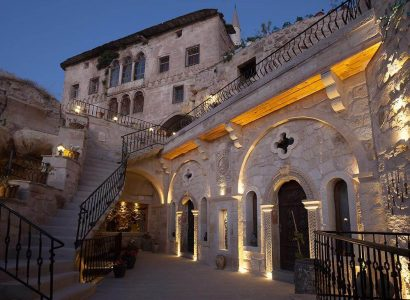 5* Elika Cave Suites in Nevsehir, Turkey for only $43 USD per night   Secret Flying
