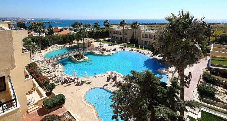 4* Panareti Coral Bay Resort in Paphos, Cyprus for only $23 USD per night   Secret Flying