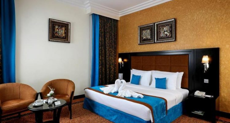 4* Royal Grand Suite Hotel in Sharjah, UAE for only $37 USD per night   Secret Flying