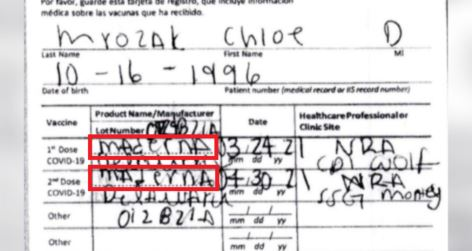 Illinois woman arrested for using fake 'Maderna' vaccination certificate on trip to Hawaii | Secret Flying