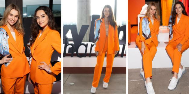 Ukrainian airline ditches high heels and skirts for trousers and Nike Airs   Secret Flying